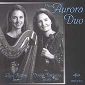 Donizetti, et al: Music for Flute and Harp / Aurora Duo