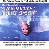 Korngold: A Midsummer Night's Dream / Gerd Albrecht, et al