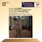 Chopin: Les Sylphides;  Delibes, Tchaikovsky / Ormandy