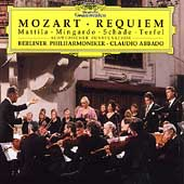 Mozart: Requiem / Mattila, Mingardo, Schade, Terfel, et al