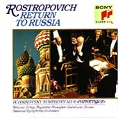 Rostropovich- Return to Russia