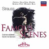 Strauss Famous Scenes / Nilsson, Rysanek, Price, et al