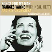 Frances Wayne: Songs for My Man