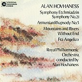 Music of Hovhaness Vol 4