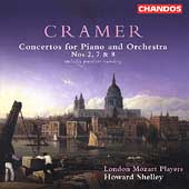 Cramer: Concertos for Piano and Orchestra / Shelley, et al