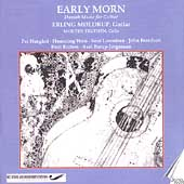 Early Morn - Danish Guitar Music / Erling Moldrup, et al