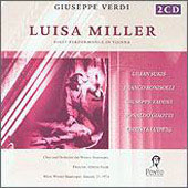 Verdi: Luisa Miller / Erede, Sukis, Ludwig, Taddei, et al