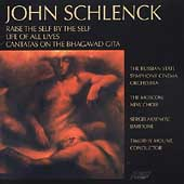 Schlenck: Raise the Self by the Self, Life of All Lives