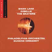 Tchaikovsky: Swan Lake;  Adam, Meyerbeer / Ormandy, et al