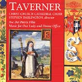 Taverner: Ave Dei Patris Filia / Darlington, Christ Church