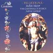 Palestrina: Stabat Mater / Carwood, The Cardinall's Musick