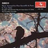 Birds - Music arranged for Flute Ensemble and Piano