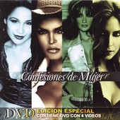 Various Artists: Confesiones de Mujer