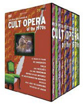 Cult Operas of the 1970s: Mozart; Beethoven; Weber; etc. / Hamburg State Opera [10 DVD]