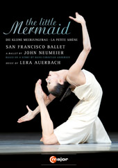The Little Mermaid / San Francisco Ballet [2 DVD]