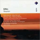 Gilles: Requiem / Joel Cohen