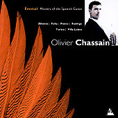 Eventail - Masters of the Spanish Guitar / Olivier Chassain