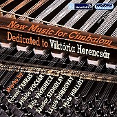 New Music for Cimbalom - Farkas, Kocsár, etc / Herencsár