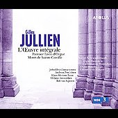 Jullien - L'oeuvre int&#233;grale - Organ Works / Schoonbroodt