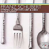 Schubert: String Quartets D87 & D810 / Henschel Quartet