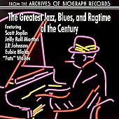 Various Artists: The Greatest Jazz, Blues, and Ragtime of the Century