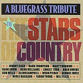 Various Artists: Bluegrass Tribute to the Stars of Country