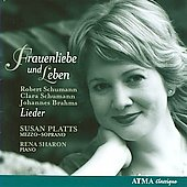 Frauenliebe und Leben / Susan Platts, Rena Sharon