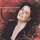 Ann Hampton Callaway: At Last