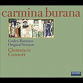 Carmina burana / Clemencic Consort