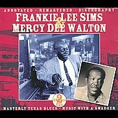 Frankie Lee Sims: Texas Blues *
