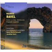 Ravel: Bolero; La Valse; Sh&#233;h&#233;razade; Rhapsodie Espagnole / Gisella Pasino, mezzo-soprano