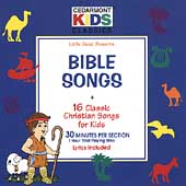 Cedarmont Kids: Bible Songs