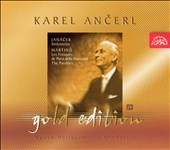 Karel Ancerl Conducts Janácek & Martinu