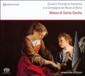 Palestrina: Messa di Santa Cecilia [Hybrid SACD]