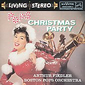 Arthur Fiedler (Conductor): Pops Christmas Party