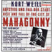 Weill: Aufsteig und Fall der Stadt Mahagonny / Latham-K&ouml;nig