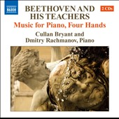 Beethoven and his Teachers: Music for Piano, 4 Hands