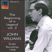Guitarist John Williams / The Beginning of a Legend, Vol. 2