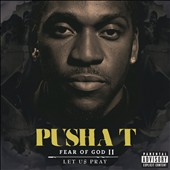 Pusha T: Fear of God II: Let Us Pray [PA] [Digipak]