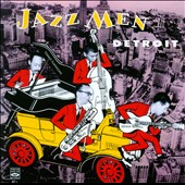 Kenny Burrell/Kenny Clarke/Paul Chambers/Pepper Adams/Tommy Flanagan: Jazzmen Detroit