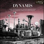 Dynamis: Music for Brass Band by Torstein Aagaard-Nilsen