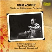 Beethoven: Symphony No. 4 / Monteux, Israel Philharmonic