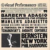 Barber Adagio and Other Romantic Favorites for Strings