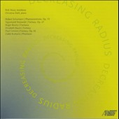 Decreasing Radius / Rick Stout, trombone; Christina Dahl, piano