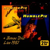 Humble Pie: On To Victory/Go For The Throat [Digipak]