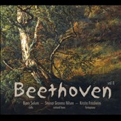 Beethoven: Sonatas Vol. 2 - Op. 5/2; Op. 17; Op. 102/1 / Bjorn Solum, cello; Steinar Granmo Nilsen, natural horn; Kristin Fossheim, fortepiano
