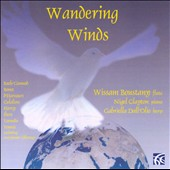 Wandering Winds - works by Bonet, d'Harcourt, Harty, Ibert et al. / Wissam Boustany, flute