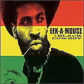 Eek-A-Mouse: Black Cowboy