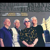 Gary Peacock/Lee Konitz/Joey Baron/Bill Frisell: Enfants Terribles: Live at the Blue Note [Digipak]