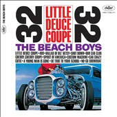 The Beach Boys: Little Deuce Coupe [Digipak]